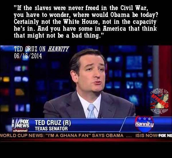 Ted Cruz Quotes Delectable So You Doubt That Ted Cruz Is A Pig  What Would Jack Do