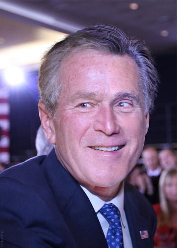 George Bush Cardboard Cutout
