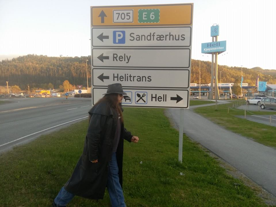 atheists can and do go to hellin norway what would