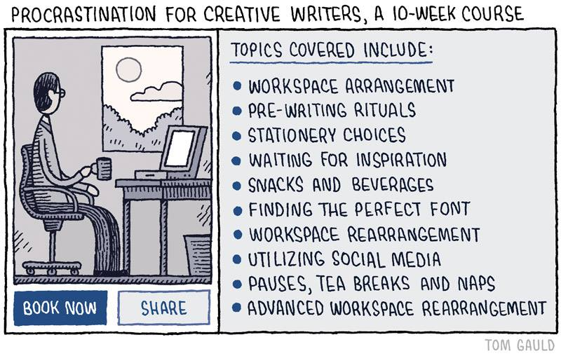 The procrastination mindset