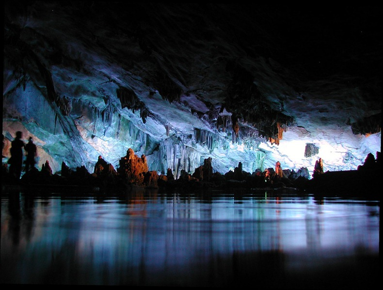 reed flute cave in guilin china what would jack do